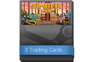 Timberman Booster Pack