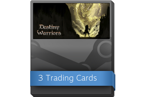 Destiny Warriors Booster Pack