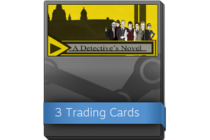 A Detective S Novel Booster Pack