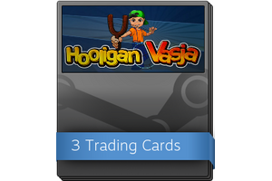 Hooligan Vasja Booster Pack