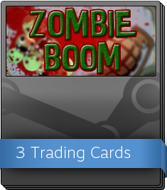 Zombie Boom Booster Pack