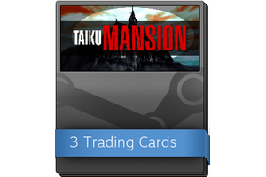 Taiku Mansion Booster Pack