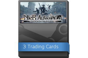 Nier Automata Trade Booster Pack