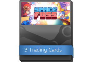 Space Fuss Booster Pack