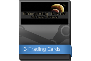 Unforgiving Trials The Space Crusade Booster Pack
