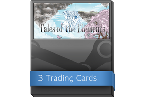 Tales Of The Elements Booster Pack