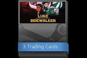 Luke Sidewalker Booster Pack