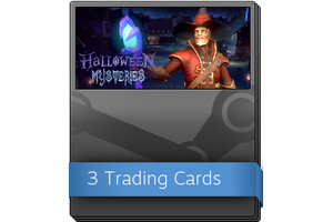 Halloween Mysteries Booster Pack