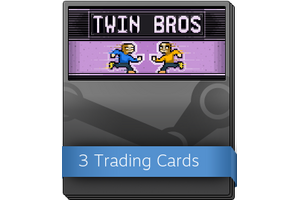 Twin Bros Booster Pack