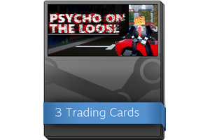 Psycho On The Loose Booster Pack