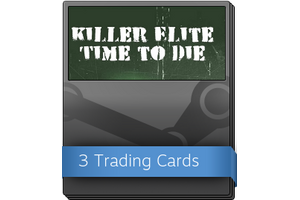 Killer Elite Ndash Time To Die Booster Pack