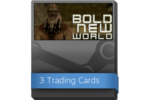 Bold New World Booster Pack