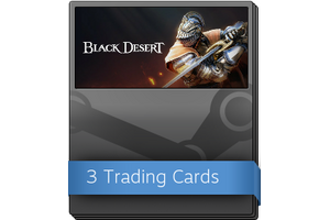 Black Desert Online Booster Pack