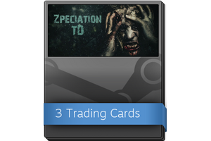 Zpeciation Tough Days Td Booster Pack