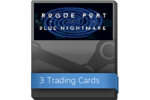 Rogue Port Blue Nightmare Booster Pack