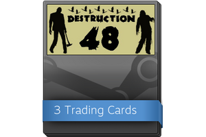 Destruction 48 Booster Pack