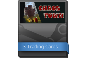 Chaos Town Booster Pack