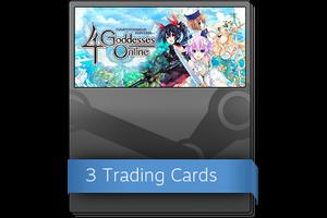 Cyberdimension Neptunia 4 Goddesses Online Booster Pack