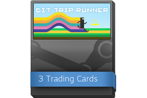Bit Trip Runner Booster Pack
