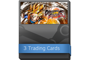 Dragon Ball Fighterz Booster Pack