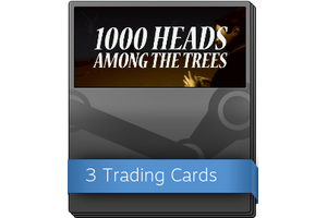 1 000 Heads Among The Trees Booster Pack