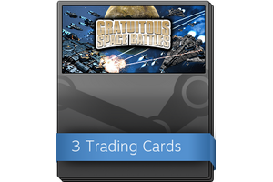 Gratuitous Space Battles Booster Pack