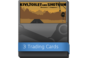 Kivi Toilet And Shotgun Booster Pack