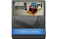 The Jackbox Party Pack 3 Booster Pack