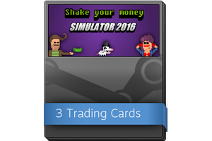 Shake Your Money Simulator 2016 Booster Pack