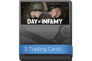 Day Of Infamy Booster Pack