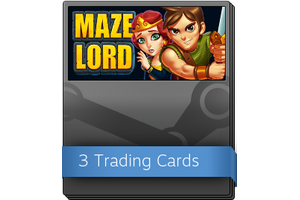 Maze Lord Booster Pack