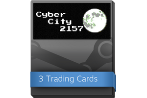 Cyber City 2157 The Visual Novel Booster Pack