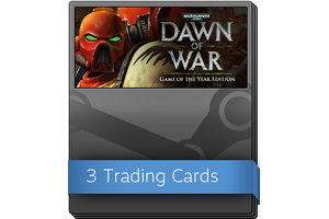 Warhammer 40 000 Dawn Of War Game Of The Year Edition Booster Pack