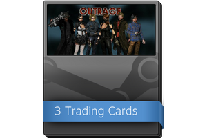 Outrage Booster Pack