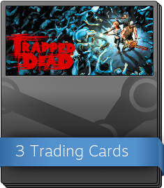 Trapped Dead Booster Pack