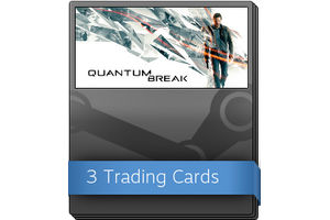 Quantum Break Booster Pack