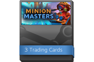 Minion Masters Booster Pack