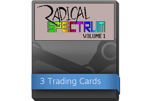 Radical Spectrum Volume 1 Booster Pack