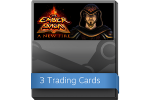The Ember Saga A New Fire Booster Pack