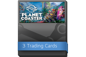 Planet Coaster Booster Pack