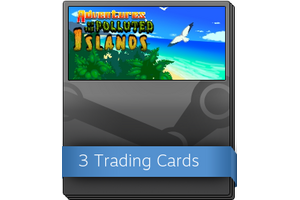 Adventures On The Polluted Islands Booster Pack