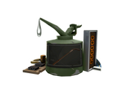 Specialized Killstreak Disciplinary Action Kit