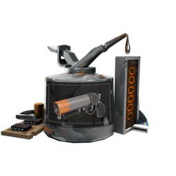 free tf2 item Killstreak Scorch Shot Kit