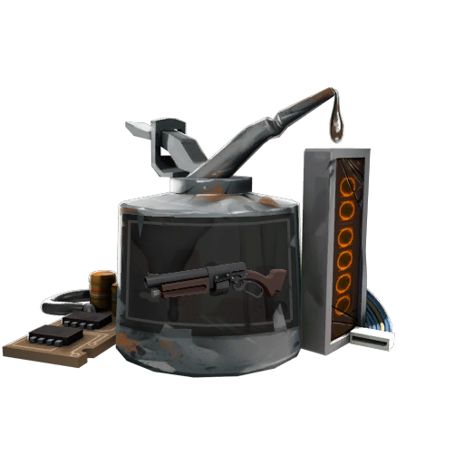 Killstreak Baby Face's Blaster Kit