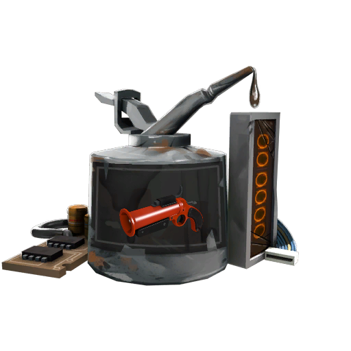 Killstreak Flare Gun Kit