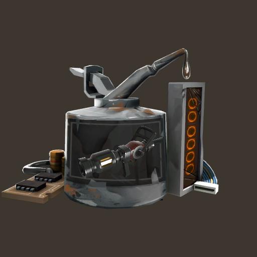 Killstreak Kritzkrieg Kit