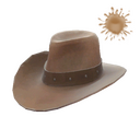 Strange Unusual Hat With No Name