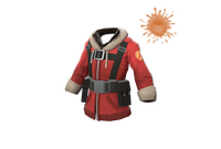 Strange Cold Snap Coat