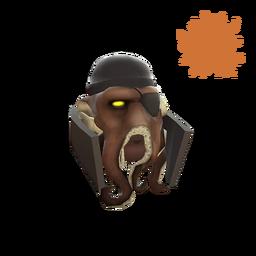 Haunted Cap'n Calamari