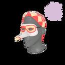 Unusual Mountebank's Masque